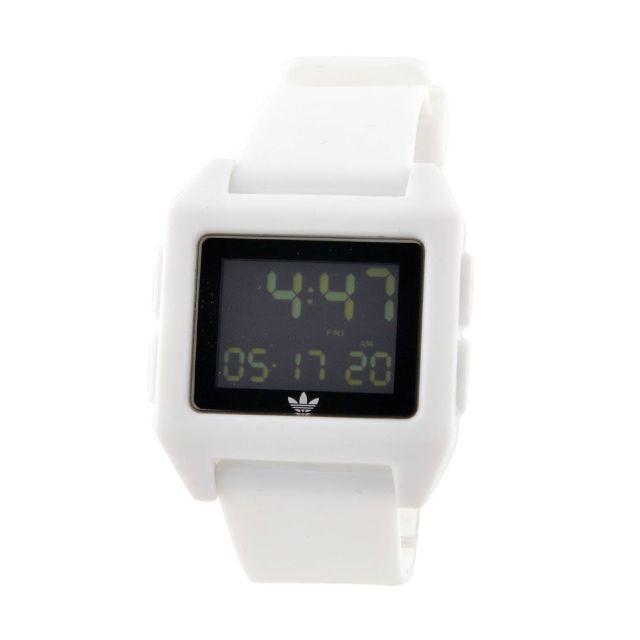 ロレックス 偽物 激安 | adidas - アディダス Adidas Z15-100 アーカイブ ユニセックス腕時計 白の通販 by ohiroya's shop|アディダスならラクマ