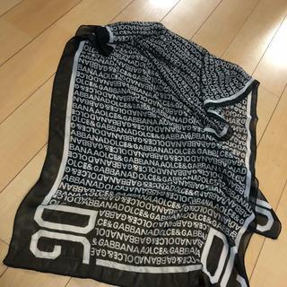 ドルチェアンドガッバーナ(DOLCE&GABBANA)のドルガバ  スカーフ(バンダナ/スカーフ)