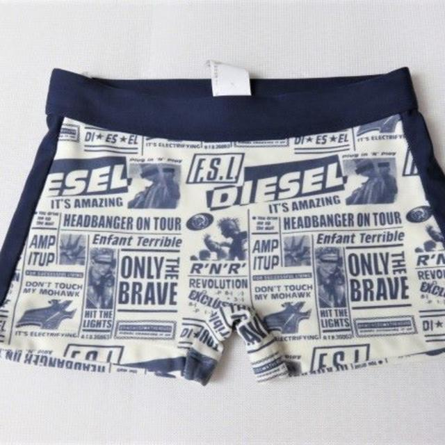 DIESEL(ディーゼル)のディーゼルキッズ 水着 男の子 110 4Y キッズ/ベビー/マタニティのキッズ服 男の子用(90cm~)(水着)の商品写真