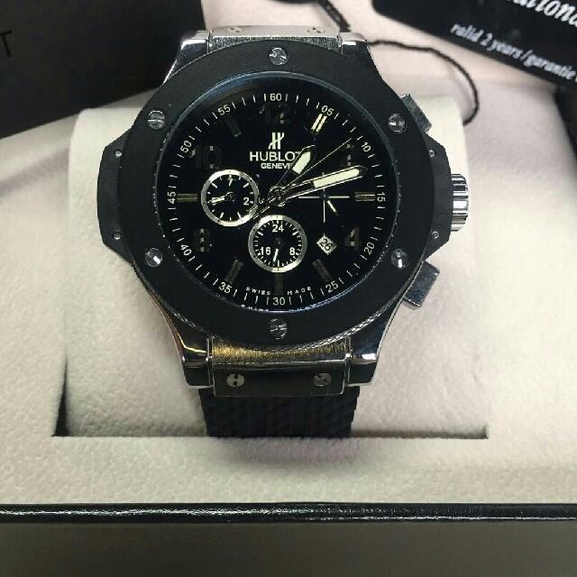 スーパー コピー クロノスイス 時計 高品質 、 HUBLOT - ウプロ 自動巻き 時計 メンズ の通販 by 俊彰's shop|ウブロならラクマ