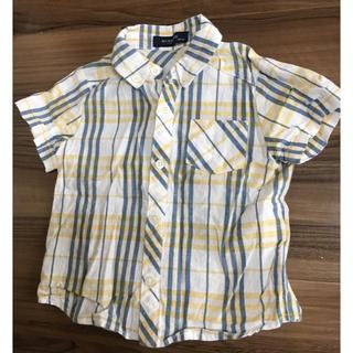バーバリー(BURBERRY)のBurberry kids 半袖シャツ 80㌢(Tシャツ)