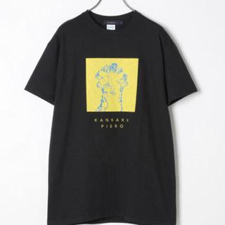 レイジブルー(RAGEBLUE)のTシャツ 感覚ピエロ RAGEBLUE コラボ イエロー ブラック ホワイト(ミュージシャン)