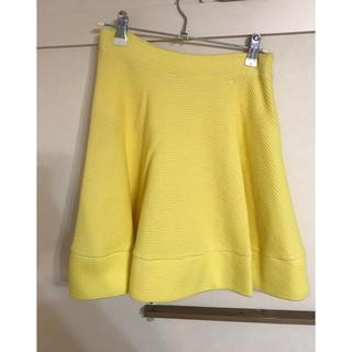ローズバッド(ROSE BUD)のROSE BUD フレアミニスカート(ミニスカート)