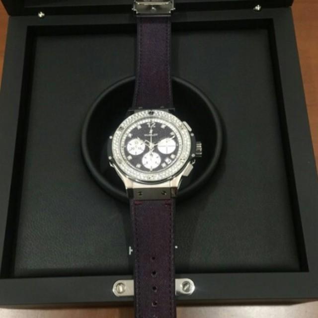 パチ 時計 | HUBLOT - BIG BANGシリーズ341.SX.2790.NR.1104.JEANS 14の通販 by ノザキ ノリユキ's shop|ウブロならラクマ