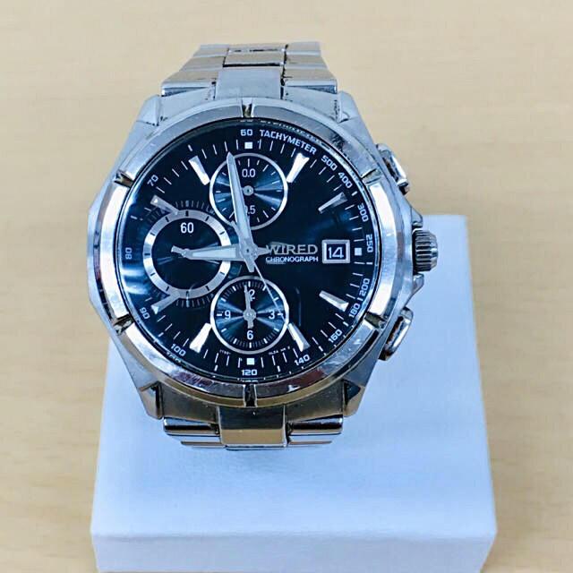 SEIKO - ワイアード WIRED 腕時計の通販 by toshio's shop|セイコーならラクマ