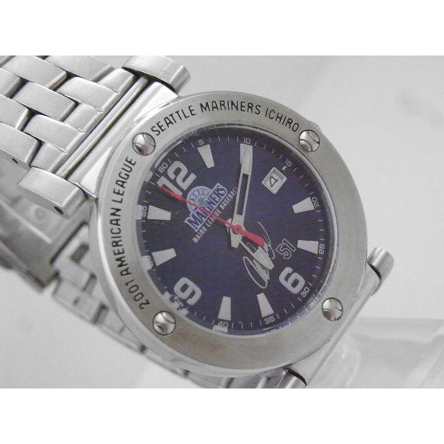 CITIZEN - イチロー マリナーズ 腕時計 2001 首位打者 記念 の通販 by Arouse 's shop|シチズンならラクマ