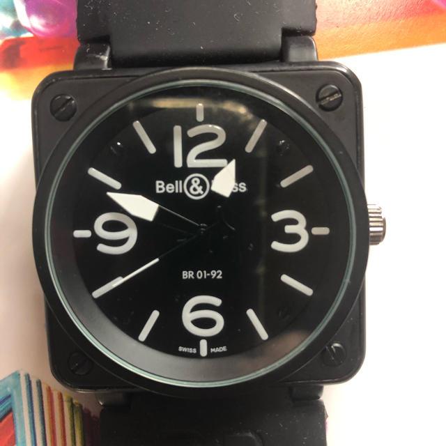 ベルアンドロス  時計の通販 by けい's shop|ラクマ