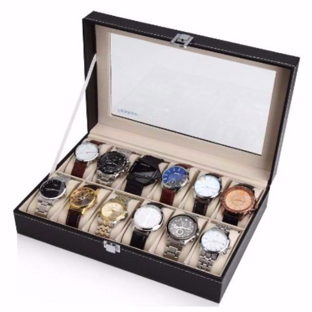 腕時計ケース 12本専用 コレクション の通販 by yuuri's shop|ラクマ