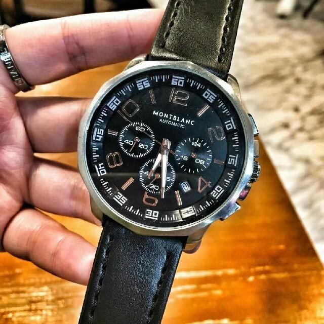 激安カラー / MONTBLANC - Montblanc/モンブラン腕時計の通販 by さみる's shop|モンブランならラクマ