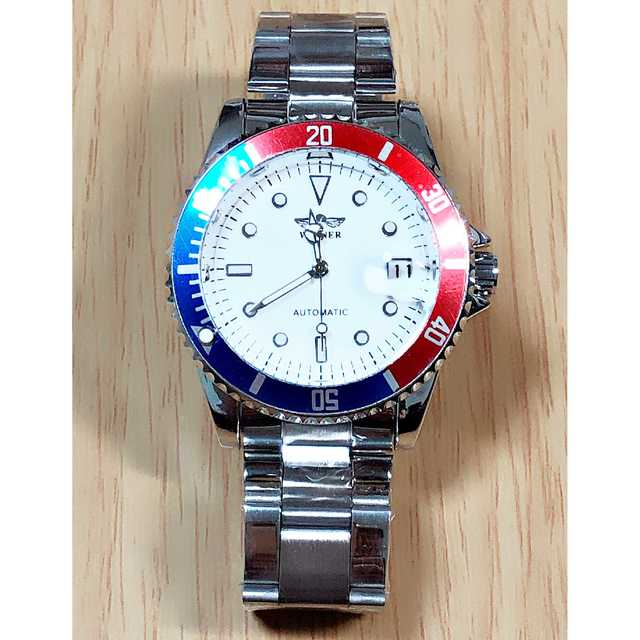 ハリー ウィンストン コピー N | 新品 自動巻き メンズ ウォッチ 最高級 機械式 ダイバーズ 腕時計 フォーマルの通販 by Mikas shop|ラクマ