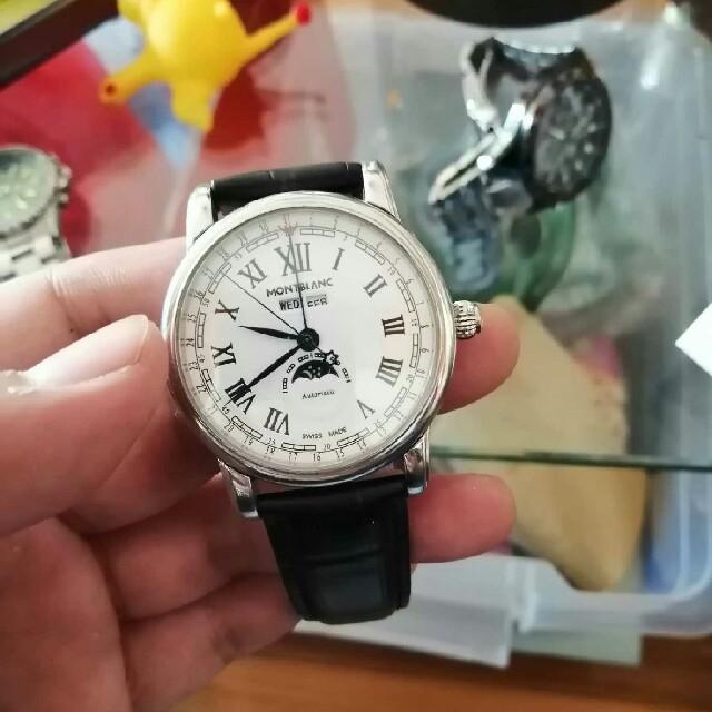 バーバリー 時計 レプリカ amazon 、 MONTBLANC - Montblanc/モンブラン腕時計の通販 by さみる's shop|モンブランならラクマ