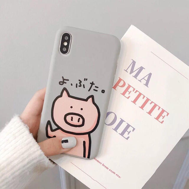 iphone7 ケース yooy | iPhone X/XS ケースの通販 by brittany's shop|ラクマ