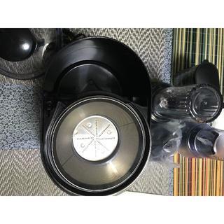 パナソニック(Panasonic)のpanasonic 高速ジューサー MJ-H600(ジューサー/ミキサー)