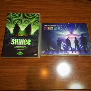 シャイニー(SHINee)のSHINee ライブDVD(K-POP/アジア)