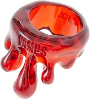 キューポット(Q-pot.)のQ-pot. VAMPS Poison Syrup Melt Ring リング(リング(指輪))
