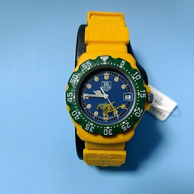 TAG Heuer - タグホイヤー 腕時計  片山右京モデル 未使用 正規品 稼働品の通販 by felix333's shop|タグホイヤーならラクマ