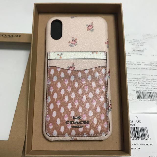 COACH - COACH◆iPhone XRケース◆クリップ式ポケットの通販 by Minami|コーチならラクマ