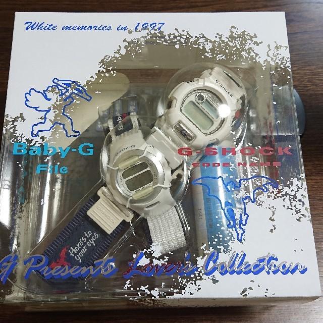 G-SHOCK - '97G-shock&baby-G ラバーズコレクション(天使と悪魔)の通販 by わか1082's shop|ジーショックならラクマ
