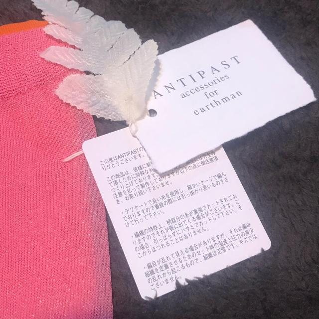 H.P.FRANCE(アッシュペーフランス)の未使用 ANTIPAST アンティパスト レディースのレッグウェア(ソックス)の商品写真