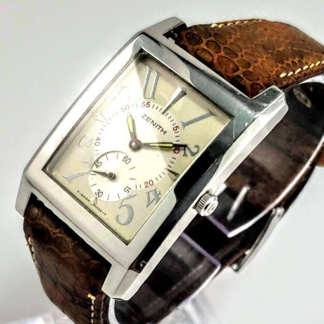 ロレックス偽物正規取扱店 - ZENITH - ✩ゼニス Port Royal V ポート ロワイヤル メンズ 腕時計 クオーツの通販 by ベルデア's shop|ゼニスならラクマ
