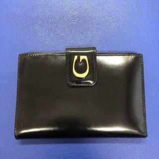 0ba8581aa7f0 グッチ(Gucci)のGUCCI 二つ折り財布 レザー がま口(財布)