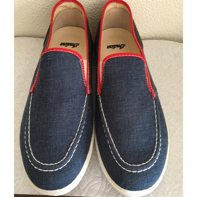 Indian(インディアン)の☆Indian☆スリッポン☆ メンズの靴/シューズ(スニーカー)の商品写真