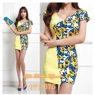 デイジーストア(dazzy store)の韓国 ドレス ミニドレス BERAKAH Sサイズ (ミニドレス)