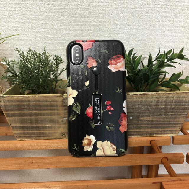 即購入okです♡大人気の高機能♡ブラック×花柄✧˖◡̈⃝°˖*の通販 by ♡ホットミルク♡のお店|ラクマ