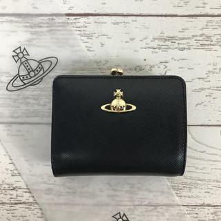ヴィヴィアンウエストウッド(Vivienne Westwood)の ◆Vivienne Westwood◆大人気定番 二つ折り がま口財布 (折り財布)