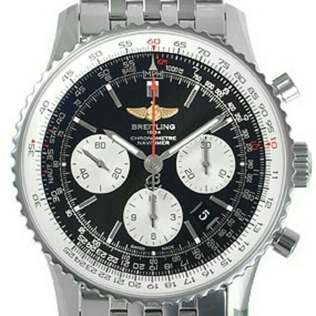 ブライトリング 時計 コピー 高級 時計 | BREITLING - ブライトリング ナビタイマー01 A022B01NPの通販 by さみる's shop|ブライトリングならラクマ
