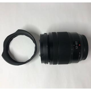 パナソニック(Panasonic)のLUMIX G VARIO 12-60mm/F3.5-5.6 H-FS12060(レンズ(ズーム))