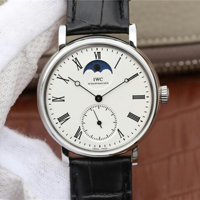 IWC - 大人気 IWCポルトガル 定番人気 腕時計 自動巻き の通販 by おはふ's shop|インターナショナルウォッチカンパニーならラクマ