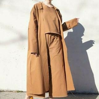 ドゥルカマラ(Dulcamara)のASHLEY ROWE アシュリーロウ robe coat(その他)