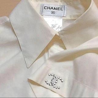 シャネル(CHANEL)のシャネル半袖ブラウス(シャツ/ブラウス(半袖/袖なし))