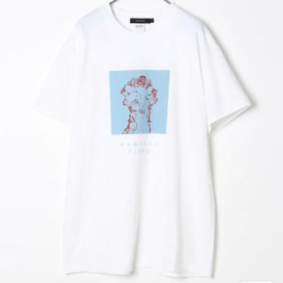レイジブルー(RAGEBLUE)のTシャツ 感覚ピエロ RAGEBLUE コラボ ホワイト(ミュージシャン)