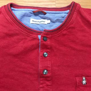 ハッシュパピー(Hush Puppies)のメンズTシャツ 3L(Tシャツ/カットソー(半袖/袖なし))