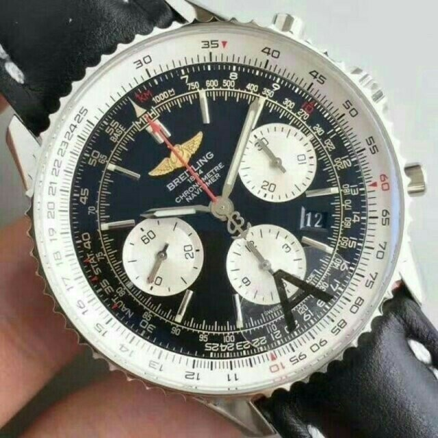 IWC 時計 スーパー コピー n級品 | BREITLING - ブライトリング メンズ 腕時計 Breitling の通販 by さみる's shop|ブライトリングならラクマ