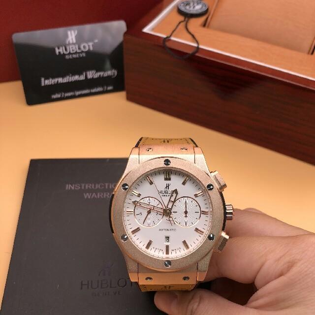 ロレックス 時計 コピー 国産 - HUBLOT - 高級 ウブロ 腕時計 機械自動巻き 防水 未使用の通販 by heikou1's shop|ウブロならラクマ
