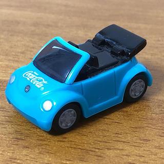 フォルクスワーゲン(Volkswagen)のミニカー ニュービートル オープンカー コカコーラ(ミニカー)