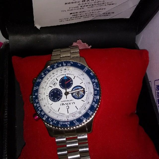 ギオネ腕時計の通販 by けんた's shop|ラクマ