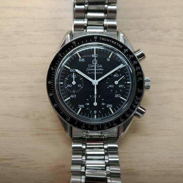 オメガ 時計 革ベルト / OMEGA -  OMEGA オメガ  自動巻き腕時計の通販 by さみみ's shop|オメガならラクマ