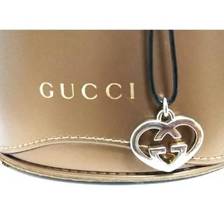 79a9d0207b51 グッチ(Gucci)のGUCCI/グッチ ラブリーインターロッキングハート ネックレス/ペンダント(