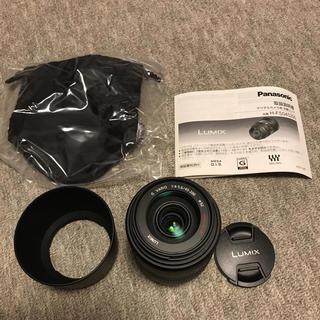 パナソニック(Panasonic)のパナソニックLUMIX45-200mm/F4.0-5.6 未使用(レンズ(ズーム))