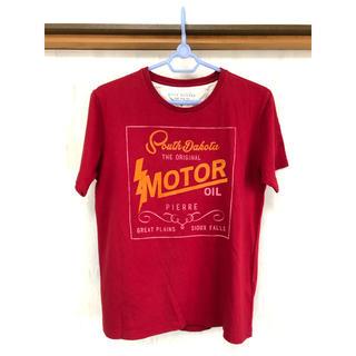 バックナンバー(BACK NUMBER)のBACK NUMBER バックナンバー Tシャツ 赤 レッド 半袖 車 カー(Tシャツ/カットソー(半袖/袖なし))