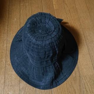 ジーユー(GU)のレディース リボン帽子(その他)