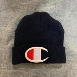 チャンピオン(Champion)のChampion✿デカロゴニット帽(ニット帽/ビーニー)