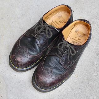 ドクターマーチン(Dr.Martens)のDr.Martens ウイングチップシューズ(ローファー/革靴)