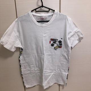 ロデオクラウンズワイドボウル(RODEO CROWNS WIDE BOWL)のロデオクラウンズ メンズ Tシャツ M(Tシャツ/カットソー(半袖/袖なし))