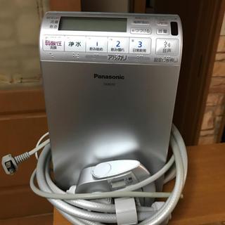 パナソニック(Panasonic)のPanasonic アルカリイオン整水器 TK8032(浄水機)
