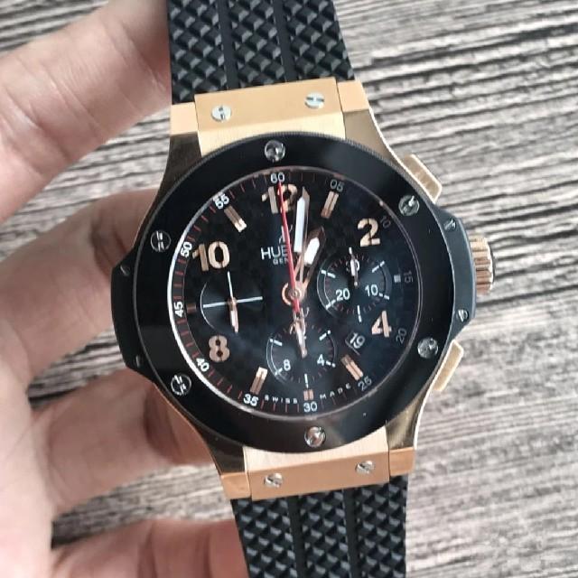 ロレックス サブマリーナ 新品 - HUBLOT -   ウブロ BIG BANG 301.PB.131.RX HUBLOT 腕時計 の通販 by a83284305's shop|ウブロならラクマ